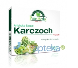 OLIMP LABORATORIES Olimp Karczoch Premium 30 kapsułek