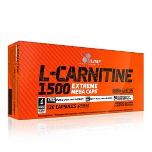 OLIMP Olimp, L-Carnitine 1500 Extreme, 120 kapsułek