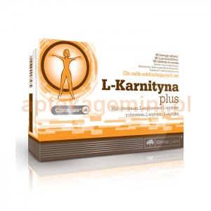 OLIMP Olimp, L-Karnityna Plus 300mg, 80 tabletek