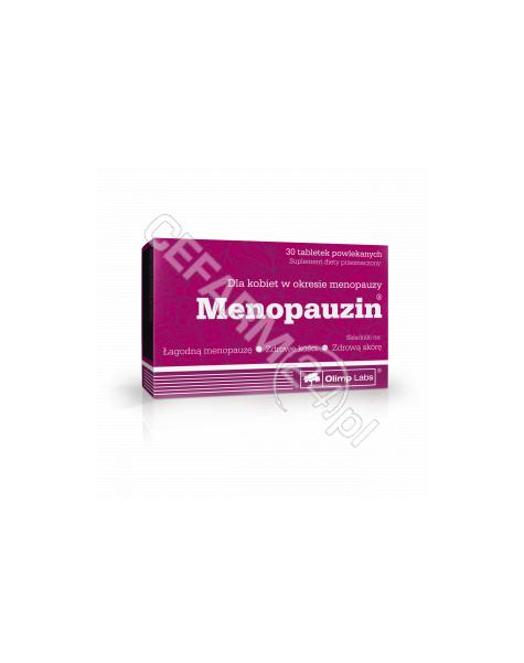 OLIMP LABS Olimp menopauzin x 30 tabl powlekanych