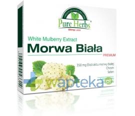 OLIMP LABORATORIES Olimp Morwa Biała Premium 30 kapsułek