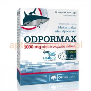 OLIMP LABORATORIES Olimp Odpormax 60 kapsułek