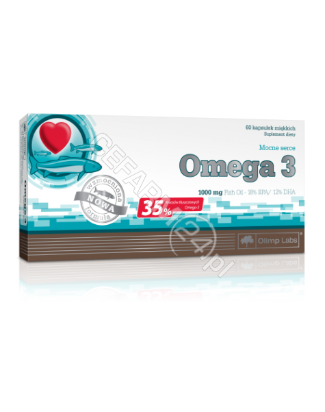 OLIMP LABS Olimp omega 3 1000 mg x 60 kaps