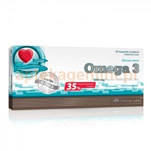 OLIMP Olimp, Omega-3 1000mg, 60 kapsułek (35% Omega 3)