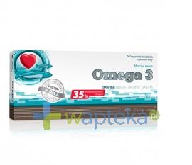 SPORTATUT DĘBICA OLIMP Omega-3 kapsułki 60 sztuk