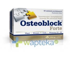 OLIMP LABORATORIES Olimp Osteoblock Forte 60 tabletek