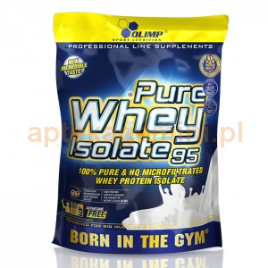 OLIMP Olimp, Pure Whey Isolate 95, wanilia, 600g