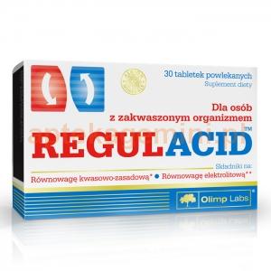 OLIMP LABORATORIES Olimp Regulacid 30 tabletek