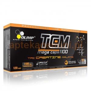 OLIMP Olimp, TCM 1100mg, 120 kapsułek