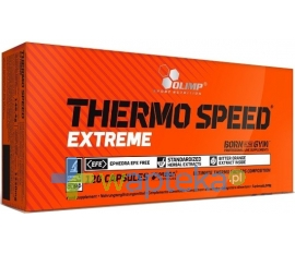 OLIMP LABORATORIES Olimp Thermo Speed Extreme 120 kapsułek