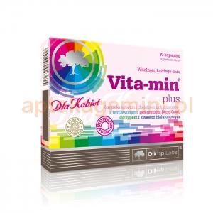 OLIMP Olimp, Vita-min Plus dla kobiet, 30 kapsułek