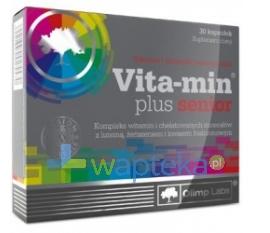 OLIMP Olimp, Vita-min Plus Senior, 30 kapsułek