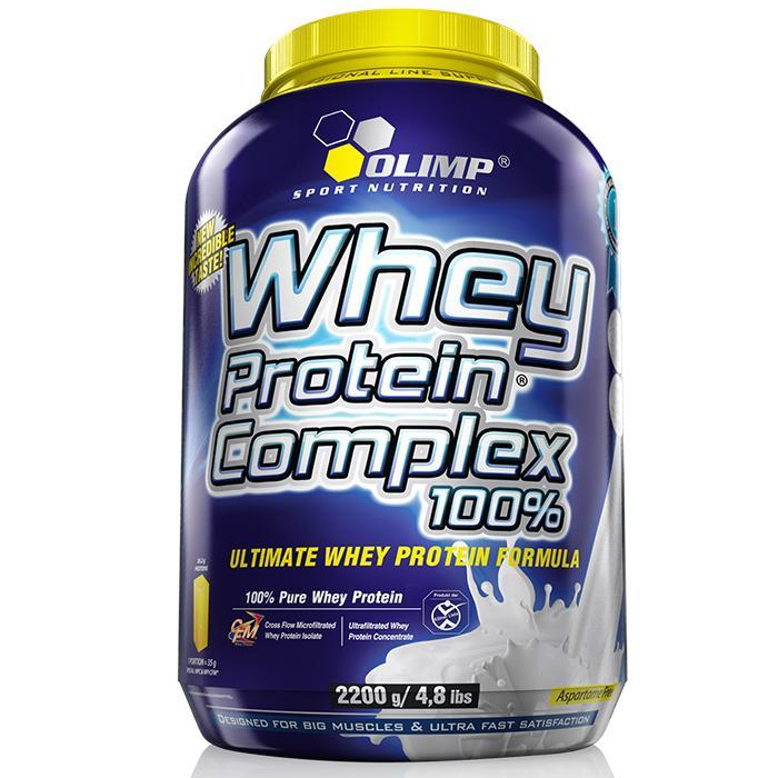 OLIMP Olimp, Whey Protein Complex 100%, kokos, 2200g
