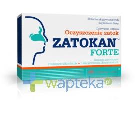 OLIMP LABORATORIES Olimp Zatokan Forte 30 tabletek