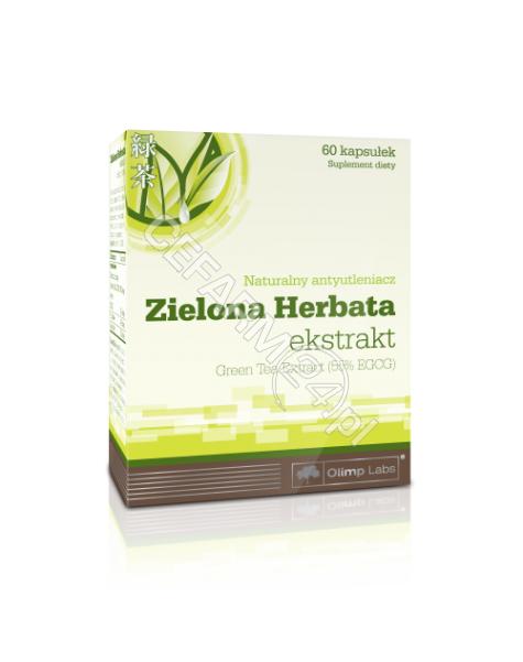 OLIMP LABS Olimp zielona herbata ekstrakt x 60 kaps