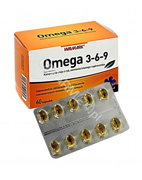 WALMARK Omega 3-6-9 x 60 kaps