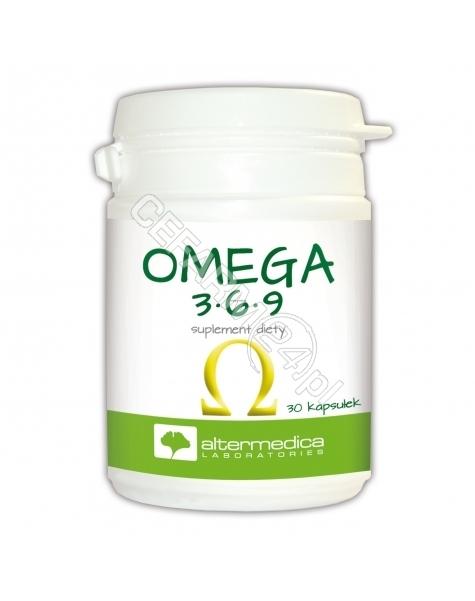 ALTER MEDICA Omega 3.6.9 x 30 kaps