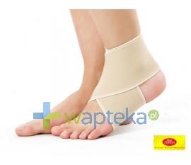 PANI TERESA MEDICA S.A. Opaska elastyczna stawu skokowego P.TERESA rozmiar M taśma na rzep 1 sztuka