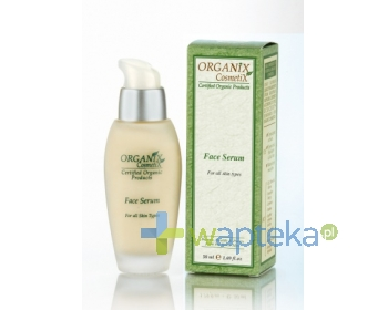 Organix Cosmetix ORGANIX Organiczne serum ochronne do twarzy 50 ml