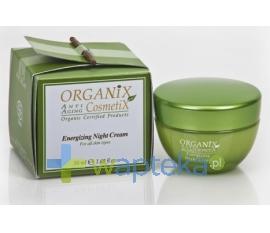 Organix Cosmetix ORGANIX Organiczny przeciwzmarszczkowy odbudowujący krem na noc 50ml 9495