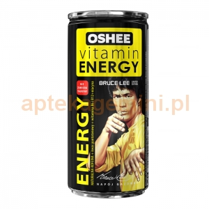 OSHEE OSHEE, Vitamin Energy Formula, Caffeine, 250ml OKAZJA
