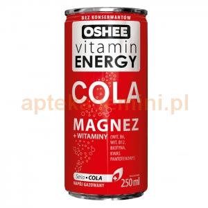 OSHEE OSHEE, Vitamin Energy Formula, Cola, 250ml OKAZJA