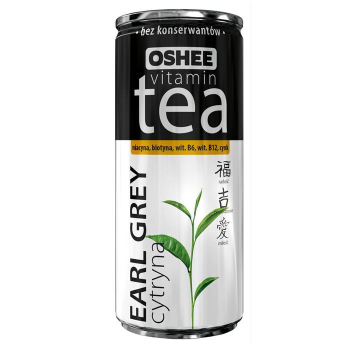 OSHEE OSHEE, Vitamin tea, Earl Grey, 330ml