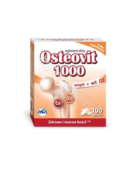 ASA Osteovit 1000 x 100 tabl