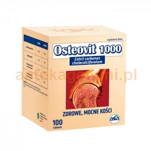 ASA Osteovit 1000mg, 100 tabletek