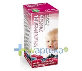 FSP GALENA Paracetamol syrop 100 ml GALENA