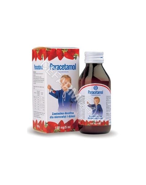 HASCO-LEK Paracetamol zawiesina 150 g (hasco)