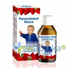 HASCO-LEK PPF Paracetamol zawiesina doustna 150 g