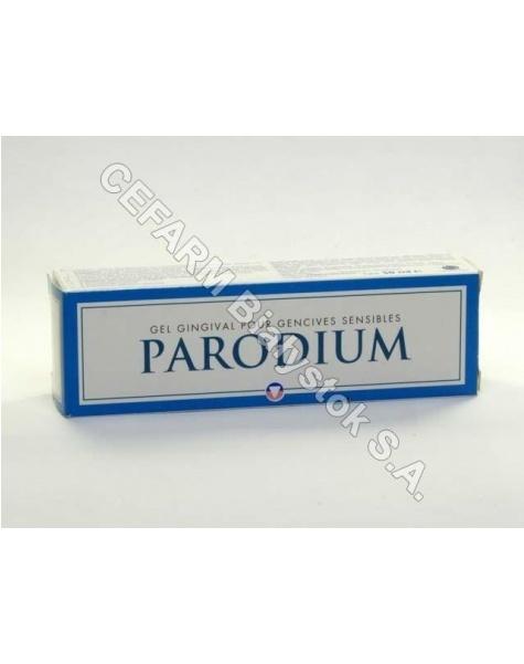 PIERRE FABRE Parodium - żel łagodzący do krwawiących dziąseł 50 ml