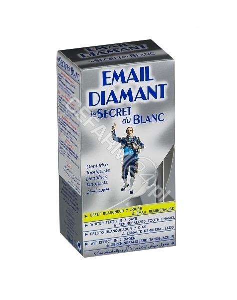 EMAIL DIAMAN Pasta do zębów Email Diamant Sekret Bieli 50 ml