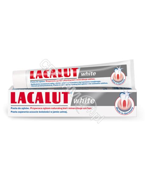 ARCAM Pasta do zębów lacalut white 75 ml