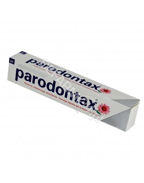 BLOCK DRUG Pasta do zębów parodontax delikatne wybielanie 75 ml