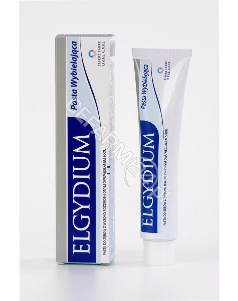 PIERRE FABRE Pasta do zębów wybielająca elgydium whitening 75 ml