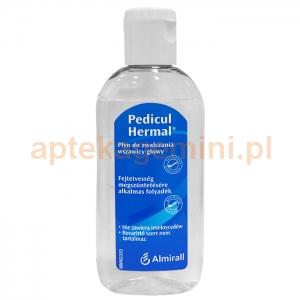 ALMIRALL PEDICUL HERMAL, płyn do zwalczania wszawicy głowy, 100ml