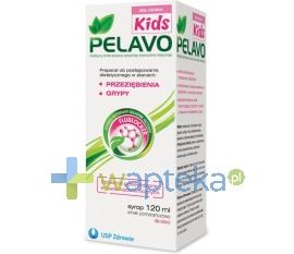 USP ZDROWIE SP. Z O.O Pelavo Kids syrop 120 ml
