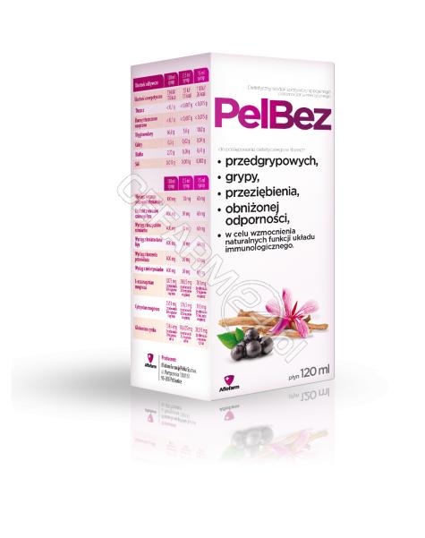 AFLOFARM Pelbez syrop 120 ml