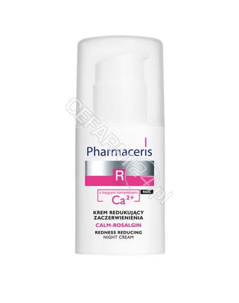 DR IRENA ERIS Pharmaceris R calm-rosalgin krem redukujący zaczerwienienia na noc 30 ml