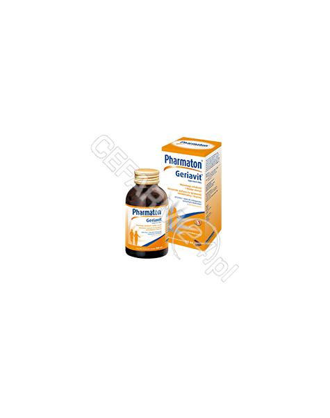 BOEHRINGER INGELHEIM Pharmaton geriavit x 100 kaps
