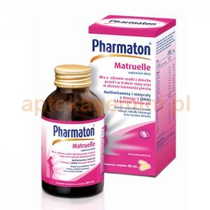 BOEHRINGEN INGELHEIM MARKETING SP. Z O.O. Pharmaton Matruelle 30 kapsułek