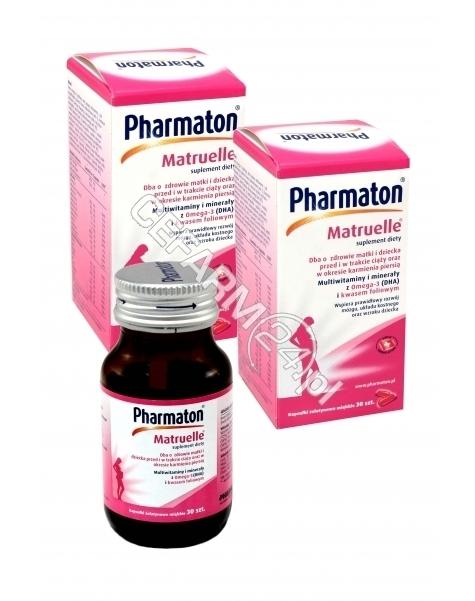 BOEHRINGER INGELHEIM Pharmaton matruelle x 60 kaps