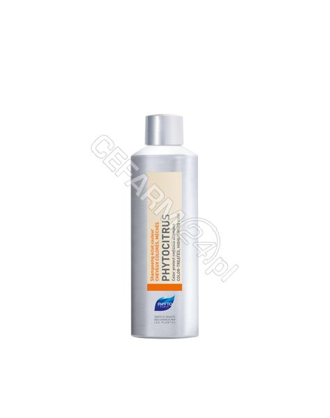 PHYTO Phyto phytocitrus - szampon rozświetlający i chroniący kolor, włosy farbowane i rozjaśniane 200 ml