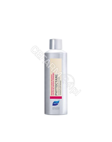 PHYTO Phyto phytocyane - rewitalizujący szampon wzmacniający włosy, wypadanie włosów 200 ml