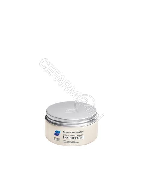 PHYTO Phyto phytokeratine - maska ultra-regenerująca, włosy uszkodzone i osłabione 200 ml