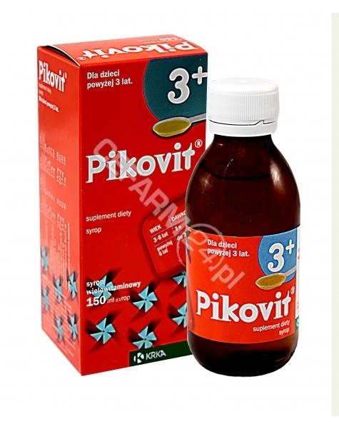 KRKA Pikovit syrop 150 ml