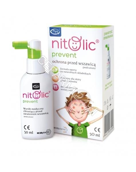 ICB PHARMA Pipi nitolic prevent spray 50 ml