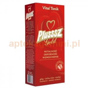 POLSKI LEK Plusssz Gold Vital Tonik, 1000g